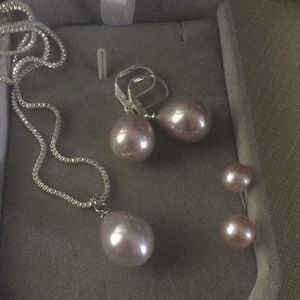 Jewelry - New set South SeaShell pearls for June babies
